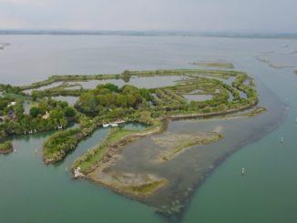 La laguna di Grado