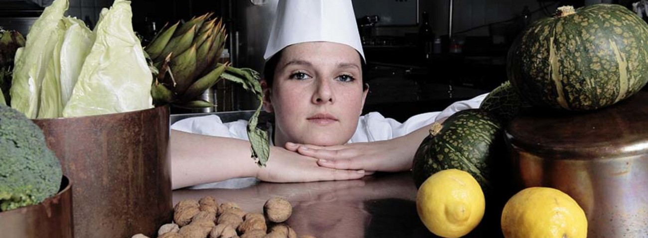 Sara Preceruti, chef