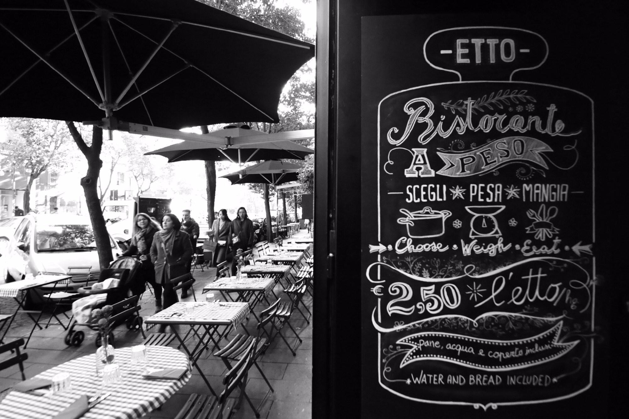 Ristorante Etto a Napoli